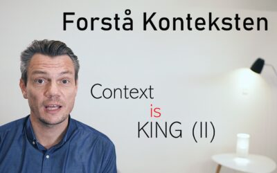 Context is king (II)